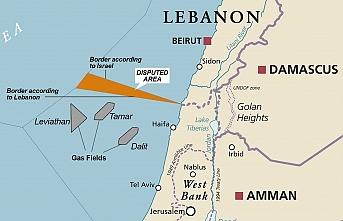 İsrail'in Gaspçı Lübnan Planı