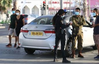 İsrail'de Kovid-19 salgınında en yüksek günlük vaka artışı kaydedildi