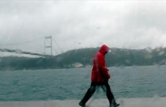İstanbul'da sağanak yağış bekleniyor