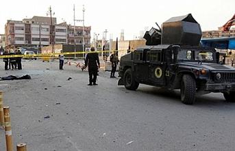 Kerkük'te bombalı saldırı: 1 ölü, 3 yaralı