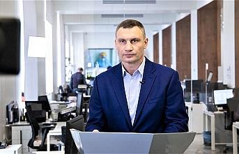 Kiev'in eski ağır sıklet şampiyonu Belediye Başkanı Kliçko, yeniden aday oldu