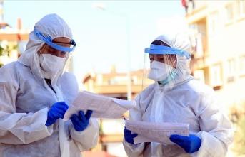 Koronavirüs salgınında yeni hasta sayısı 1427