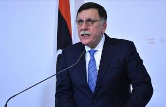 Libya Başbakanı Serrac: Ekim sonunda görevi devredeceğim