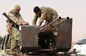 Libya ordusu Kaniyat milislerinden 13 kişiyi yakaladı