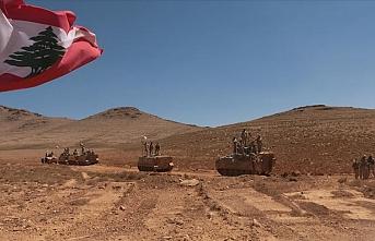 Lübnan ordusu, DEAŞ ile bağlantılı terör hücresini çökerttiğini duyurdu