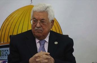 Mahmud Abbas barış konferansı istedi