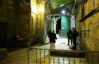 Mescid-i Aksa Kovid-19 nedeniyle yeniden ibadete kapatılıyor