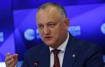 Moldova hiçbir askeri bloğa katılmayacak