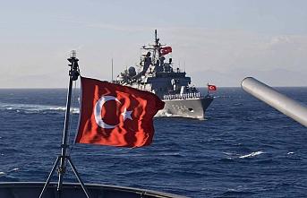 MSB'den Doğu Akdeniz mesajı: Kabadayılığa izin verilmeyecek