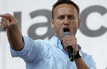 Navalniy'in zehirlenmesi: AP Rusya'ya uygulanan yaptırımları arttırmaya davet etti
