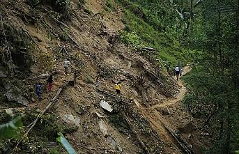 Nepal'de toprak kayması: 6 ölü, 26 kayıp