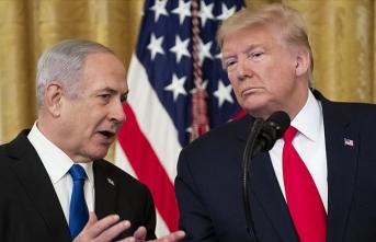 Netanyahu'dan Trump'a Bahreyn teşekkürü