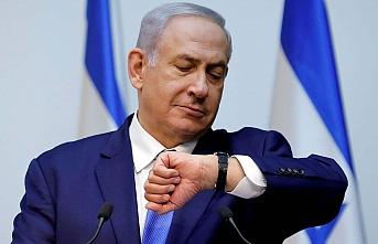 Netanyahu ABD'ye özel uçakla gitmekten vazgeçti