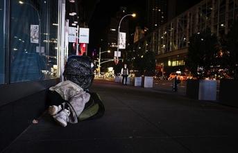 New York'ta 100 binden fazla evsiz öğrenci var