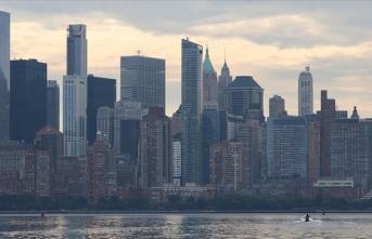 New York'un Manhattan Adası'nda boş dairelerin oranı ağustosta zirve yaptı