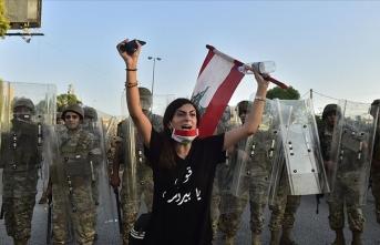 Patlamanın 40'ıncı gününde protesto yürüyüşü düzenlendi