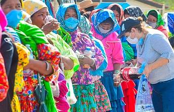 Raramuri halkı su için 200 kilometre yürüdü