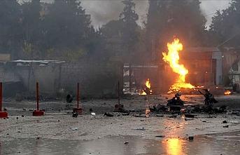 Rasulayn'da terör saldırısı: 21 sivil yaralı