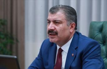 Sağlık Bakanı Koca: Türkiye genelinde yatak doluluk oranı yüzde 51