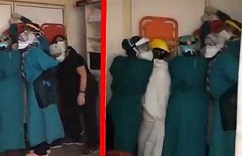 Sağlık çalışanlarına saldıran 2 şüpheli gözaltına alındı
