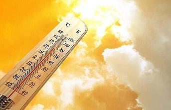 Sıcaklıklar mevsim normalleri üzerinde