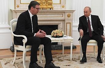 Sırbistan Cumhurbaşkanı Vucic: Putin benden özür diledi