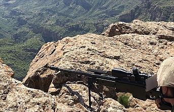 Şırnak kırsalında 6 terörist etkisiz hale getirildi