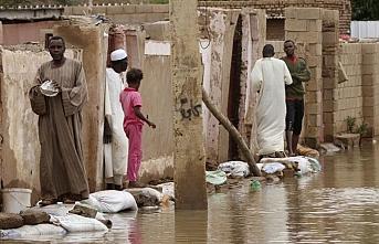 Sudan'da sel felaketi: 102 kişi hayatını kaybetti