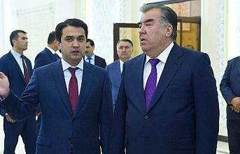 Tacikistan yönetimi devralacak veliahda mı hazırlanıyor?