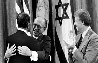 Tarihte bugün (17 Eylül): Camp David Sözleşmesi imzalandı