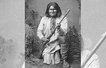 Tarihte bugün (4 Eylül): Efsanevi Kızılderili savaşçısı Geronimo'nun yakalanışı