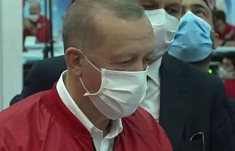 TEKNOFEST 2020 heyecanı Erdoğan Gaziantep'te!