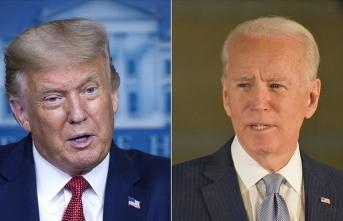 Trump ve Biden televizyon tartışmasında konular belli oldu