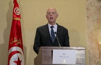 Tunus Cumhurbaşkanı Said: Filistinlilerin toprakları üzerindeki hakları BM tarihi boyunca hayata geçirilemedi