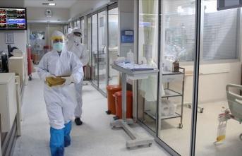 Türkiye'de koronavirüsü yenenlerin sayısı 273.282 kişi oldu