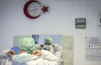 Türkiye'de son 24 saatte 1391 kişiye Kovid-19 tanısı konuldu, 65 kişi hayatını kaybetti