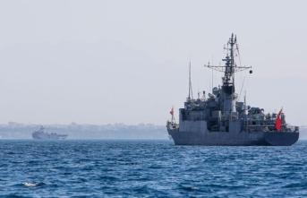 Türkiye'den Doğu Akdeniz'de yeni NAVTEX kararı