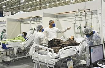 Üç ülkede koronavirüs kabusu bitmiyor: Bir günde 3 bine yakın ölüm
