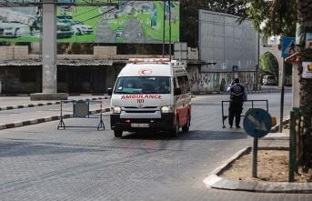"""Uluslararası Kızılhaç Komitesi, Kovid-19'un Gazze'deki """"derin"""" etkileri konusunda uyardı"""