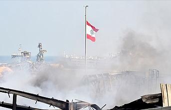 UNIFIL'den Beyrut'taki patlamanın ardından destek için müfreze