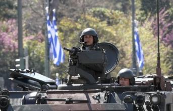 Yunanistan ordusunu güçlendirecek