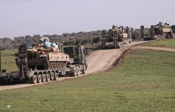 'Yunanistan sınırına tank sevkiyatı' iddiası gerçeği yansıtmıyor