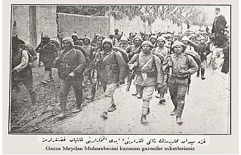 1516-Osmanlı Ordusu, Memlukları Gazze yakınlarında yendi