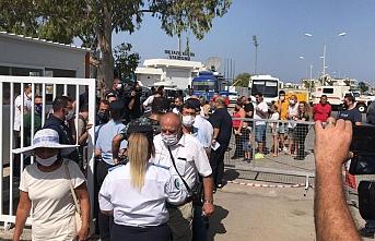 46 yıllık hasret bitti: Kapalı Maraş açıldı