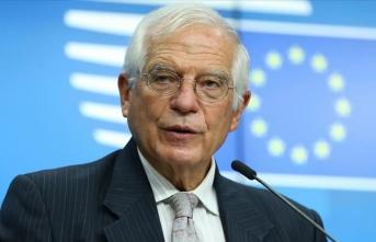 AB Yüksek Temsilcisi Borrell'den AP milletvekillerine Türkiye tepkisi