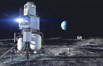 ABD'de Blue Origin firması Ay'a iniş için deneme uçuşu gerçekleştirdi