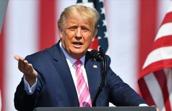 ABD'de seçimlere 1 hafta kala adaylar mitinglere devam ediyor