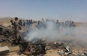 Afganistan'da askeri helikopterler düştü: 9 ölü
