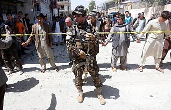 Afganistan'da din alimine bombalı saldırı
