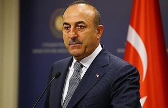 Bakan Çavuşoğlu, Sırbistan'ın yeni Meclis Başkanı ile görüştü